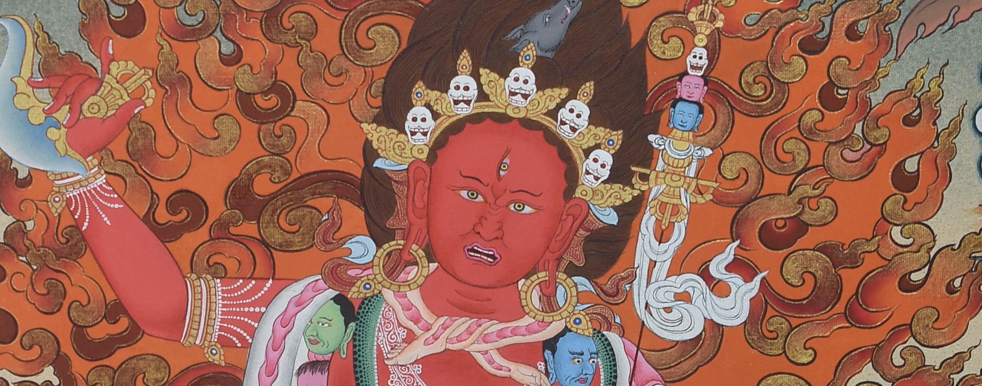 Vajravarahi Thangka